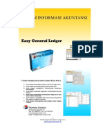Profile Program General Ledger