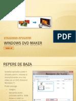 Utilizare Windows DVD Maker Pt Win 7