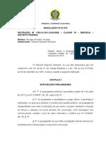 Tse Resolucao Tse No 23 370 Eleicoes 2012