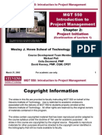 02 - Project Initiation