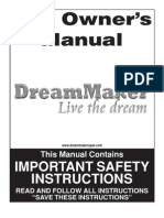 Dreammakerspas Manual