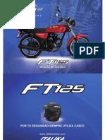 Manual Usuario Ft125
