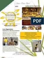 La Escuela Los Algarrobos August 2012 - Spanish - WEB