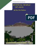M.P.Hartono, The Mystical World of Java, part 1