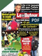 LE BUTEUR PDF du 15/08/2012