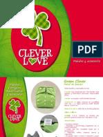 Catálogo Pañales Clever Love