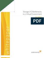 VM Whitepaper IO Bottlenecks TechTarget