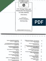"Valenzuela-Alvarado, José-Enrico, ""National Security Issues & The Economic Embargo To Cuba, Analysis Of A Special Relationship"", Foreign Affairs, pp. 203-220 (Wash. Center) (1998)"