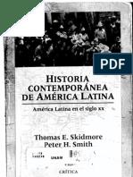 Skidmore Thomas Historia Contemporanea de America Latina