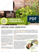 Food Matters Manitoba's 2011-2012 Annual Report
