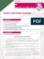 Ed Infantil Tutoria Fichas