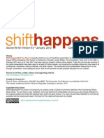 Shift Happens 6.0 Source Slides