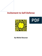 Bounan Incitement to Self Defense