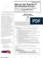 Newsletter July-August 2012