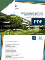 Diseño y Producción de Recursos Educativos
