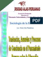 Sociología - Ato