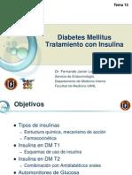 Tema 16 Uso de Insulina en Px Con DM