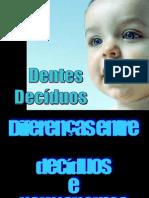 Dentes Deciduos