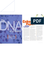 The DNA of a Brand
