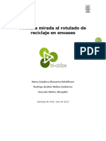 Informe Completo Reciclaje Primera Mirada Al Rotulado de Envases en Chile Version Final2 17julio12-1