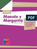Conociendonos Como Grupo, programa Manolo y Margarita