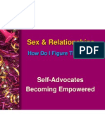 Self Advocates Becoming Empowered Webinar with Autism NOW August 7 2012