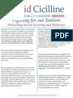 Cicciline SS Medicare Flier
