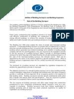 Australia Institute of Building Surveyor_Role