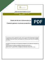 Salmonicultura en Chile, Contexto y Produccion OLACH