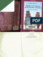 Carlos Reynoso-Estudios Culturales