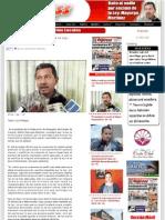 14-08-2012 Nada ni nadie por encima de la Ley, Mayorga Martínez