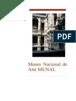 Museo Nacional de Arte MUNAL