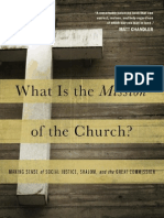 What is the Mission of the Church? (excerpt)