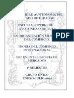 Documento OMC