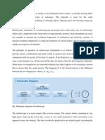Working Principle of Stroboscope