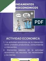 Fundamentos Macroeconomicos i Unidad
