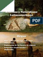 Realismo y Naturalismo Latinoamericano