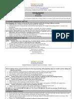 4 Science Framework Ecosystems