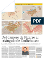 12.08.2012 Lima Milenaria - Del damero de Pizarro al triángulo de Tauloichusco