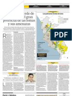 14.08.2012 Radiografía verde de Lima revela el gran potencial de las lomas y sus amenazas