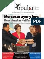 El Popular N° 193 - 3/8/2012
