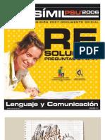 Solucion Ensayo Oficial Lenguaje Demre 2006 Parte I (2)