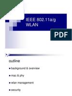 802-11 Wilan Standard