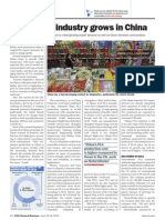 China Bioplastics update
