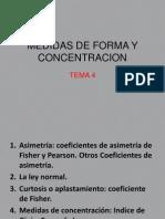 Tema4_medidas de Forma y Concentracion