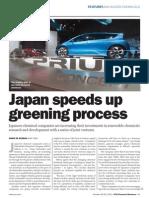 Japan Renewable Chemicals