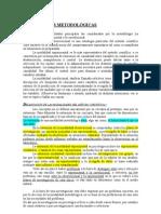 Modalidades Metodologicas en Ps