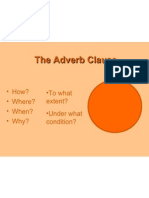 theadverbclause-090807104954-phpapp02