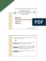 Sesión 5 planteamiento hipotesis objetivos