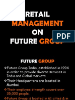 Future Group ppt